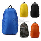 Rain Cover Bag Backpack 100% Waterproof Cover Climbing Travel Tools Pick Size L