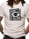 Official Dr Who (Don't Blink) T-shirt - All sizes