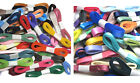 FREE PP Lots 50y-200y 3mm 6mm 9mm 16mm 25mm Mixed Double Sided Satin Ribbon