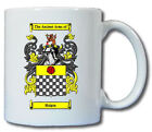 HALPIN COAT OF ARMS COFFEE MUG