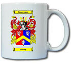 HOSKING COAT OF ARMS COFFEE MUG
