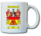 PILCHER COAT OF ARMS COFFEE MUG