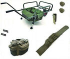 Sixth Sense Carp Barrow / Trolley Holdall,Carryall Reel Case,Luggage Options