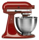Brand New kitchenAid Stand Mixer Tilt 4.5-Quart ksm8 All Metal Many Colors cheap