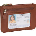 Royce Leather Neat Pockets 5 Colors Ladies Cardex Wallet NEW