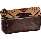 Pendleton Zipper Case Clutch 3 Colors Ladies Cosmetic Bag NEW