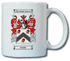 TRESEDER COAT OF ARMS COFFEE MUG