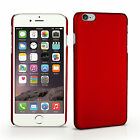 Thin Matte Black Hard case Cover and Screen Protector for iPhone 6 iPhone 6 Plus