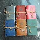 Vintage Leather Travel Journal Notebook Pirate Diary Book Retro String Nautical