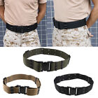 """2.25"""" Tactical Outdoor Marine Military Style Nylon Quick Release Heavy Duty Belt"""