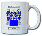 THURGOOD COAT OF ARMS COFFEE MUG