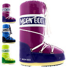 Womens Tecnica Moon Boot Nylon Waterproof Winter Rain Snow Sking Boot UK 2.5-7.5