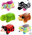 PILLOW PET NIGHT LIGHT KIDS TOY CUDDLY ANIMAL CUSHION CUDDLE DREAM SKY LITES