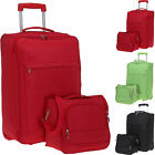 2er SET: SPEAR Trolley 60 cm + Beautycase Kofferset Reisetrolley Koffer AUSWAHL