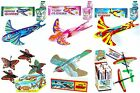 FLYING GLIDERS - VARIOUS THEMES - Party Loot Bag Toys Fillers Childrens Prizes