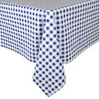 Wipe Clean PVC Vinyl Tablecloth Dining K...