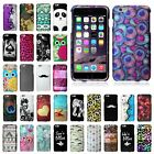 """For Apple iPhone 6 Plus 5.5"""" Inch Rubberized Design Hard Snap-On Cover Case"""