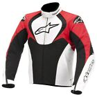 Alpinestars T-Jaws Waterproof Jacket Black/White/Red ALL SIZES
