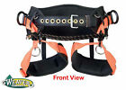 Weaver Tree Climbing Saddle,WLC-760,Comfortable Design Packed w/ High Features