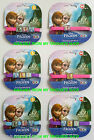 DISNEY FROZEN INTERCHANGEABLE CHARMS BAND BRACELET Anna, Elsa, Olaf, Sven