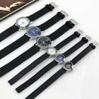 Fashion WH036 Couple Long Strips Bracelet Style Wrist Quartz Analog Watch