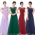 Ever Pretty Sexy Lace Long Maxi Evening Gown Ladies Formal Party Dresses 09993
