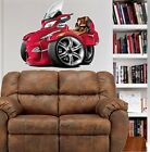 Can-Am Spyder Roadster RT Trike WALL DECAL MAN CAVE MURAL BIKER STICKER 9508