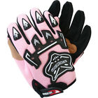 Youth Junior Children Kids MX Glove Bike Motorbike Motorcycle Motocross Gloves