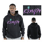 Last Kings by Tyga Kingin Men's Hoodie Sweatshirt