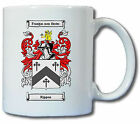 RIPPON COAT OF ARMS COFFEE MUG