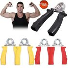 MAXSTRENGTH Plastic Hand Gripper Heavy Duty Wrist Arm Fitness Training Exercise