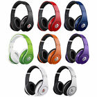 Beats By Dre Studio Folding On Ear High Definition Monster Headphones