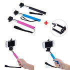 Chic Hot Sale Extendable Self Portrait Selfie Handheld Holder Monopod For iPhone