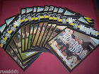 1990/91 - NOTTS COUNTY HOME PROGRAMMES CHOOSE FROM (NO FAULTS)