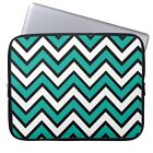 "Waves 11"" 13"" 15"" Laptop Neoprene Waterproof Sleeve Case Soft Bag Pouch Cover"