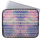 "Stripes 11"" 13"" 15"" Laptop Neoprene Waterproof Sleeve Case Soft Bag Pouch Cover"