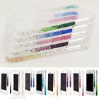 Luxury Crystal Diamond Bling Clear Bumper Case Cover For Apple Iphone 4 4S 5 5S