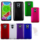 For Motorola Droid Turbo Cover Hard Snap On Case Phone + Screen Protector