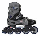 Voyager Indoor Outdoor Inline Roller Blades Men Size 5-12, Children 13J-4