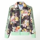 Adidas x FARM Jardim Originals Firebird Track Jacket TT M69857 Rare Flowers New