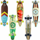Kryptonics Longboards Surf Map / Top Rank / Calm Water / Snake Skateboards