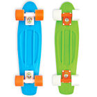 Miller Baby Miller Cruiser Board Skateboard - U.R.O. Fluor White Orange Blue NEU