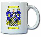 WILLOUGHBY COAT OF ARMS COFFEE MUG