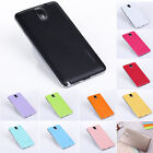 Pc Battery Back Slim Case Cover For Samsung Galaxy Note 3 N9000 N9005