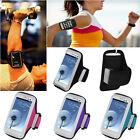 Sports Gym Workout Gear Running Armband Pouch Cover Case For Samsung Note 4