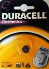 DURACELL Litio Pile a Bottone CR1220 - CR2450 3V