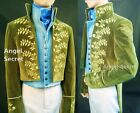 P111 prince Richard Madden cinderella movie 2015 jacket and vest free scarf