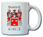 MEENAN COAT OF ARMS COFFEE MUG