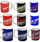 OFFICIAL FOOTBALL CLUB - CERAMIC ESTABLISHED CREST MUG SOUVENIR - NEW GIFT XMAS