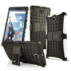 TOUGH MILITARY HARD RUGGED SHOCKPROOF CASE FOR MOTOROLA NEXUS 6 WITH STAND